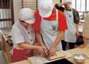 Soba noodle making experience